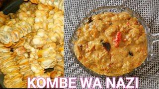 Download Video Jinsi ya kupika kombe/chaza za nazi - Seafood in coconut sauce MP3 3GP MP4