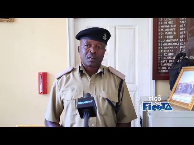 Hali ya usalama wa jiji la Arusha kuelekea Tigo Fiesta 2017