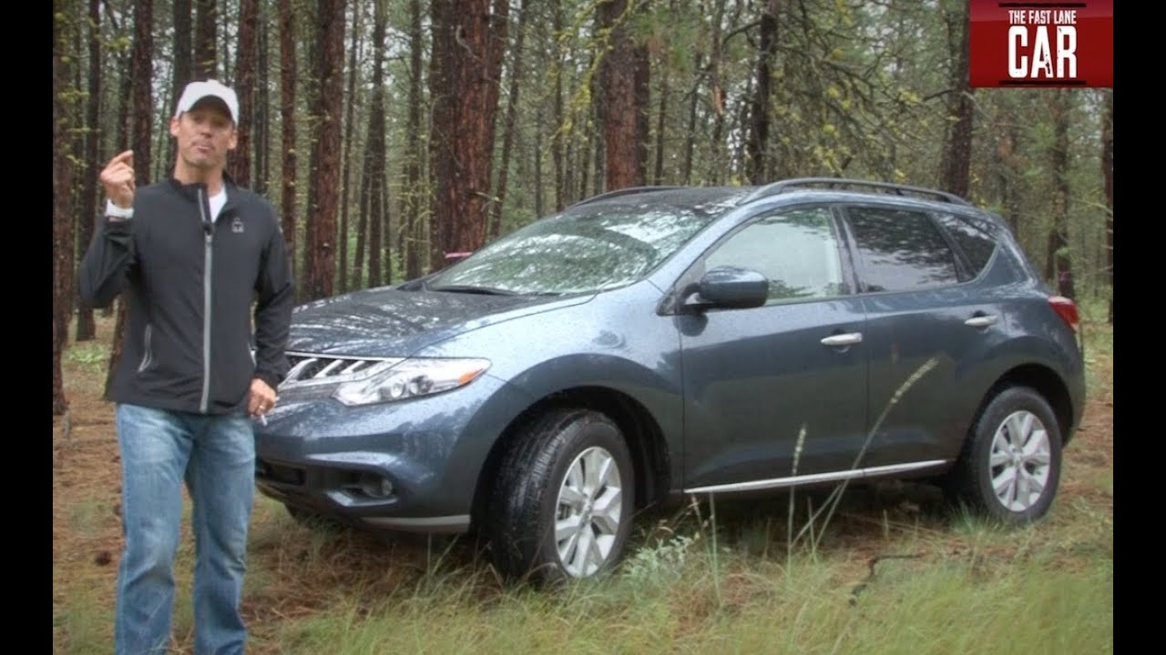 2012 nissan murano sl awd first drive review youtube vanachro Gallery
