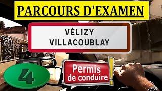 Examen permis de conduire Vélizy-Villacoublay  *4*  the best or nothing