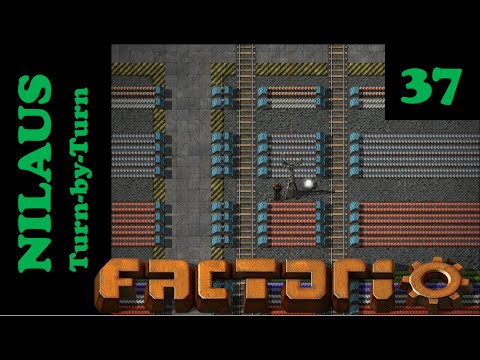 Lets Play Factorio S2E38 - Oil bases 5 and 6 established