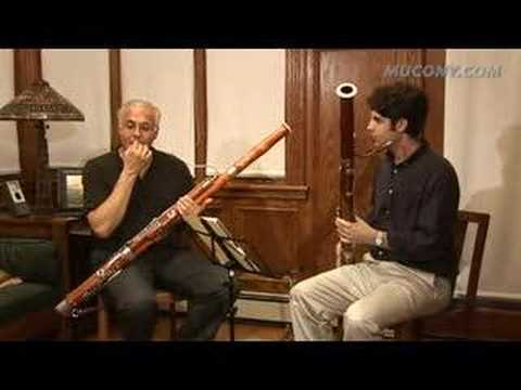 Bassoon Lesson #3 by Frank Morelli (Juilliard Faculty)