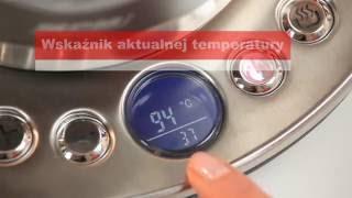 MPM   Czajniki z regulacją temperatury