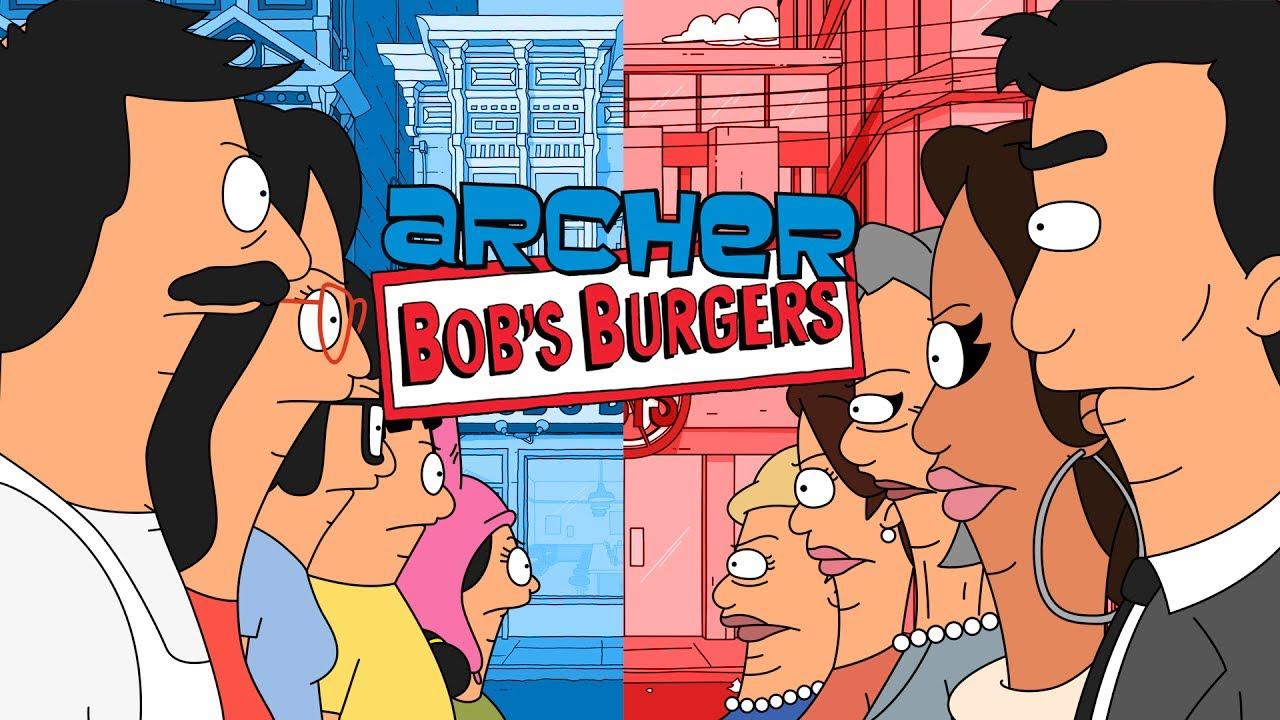 Archer/Bob's Burgers -