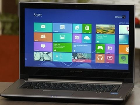 Lenovo IdeaPad Z400 Shoehorns Touch Into An Unexciting Laptop