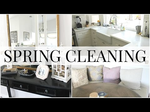 Spring Clean With Me! | Kendra Atkins