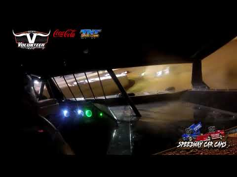 #21 Nathan Martin - Crate - 10-12-19 Volunteer Speedway - In-Car Camera