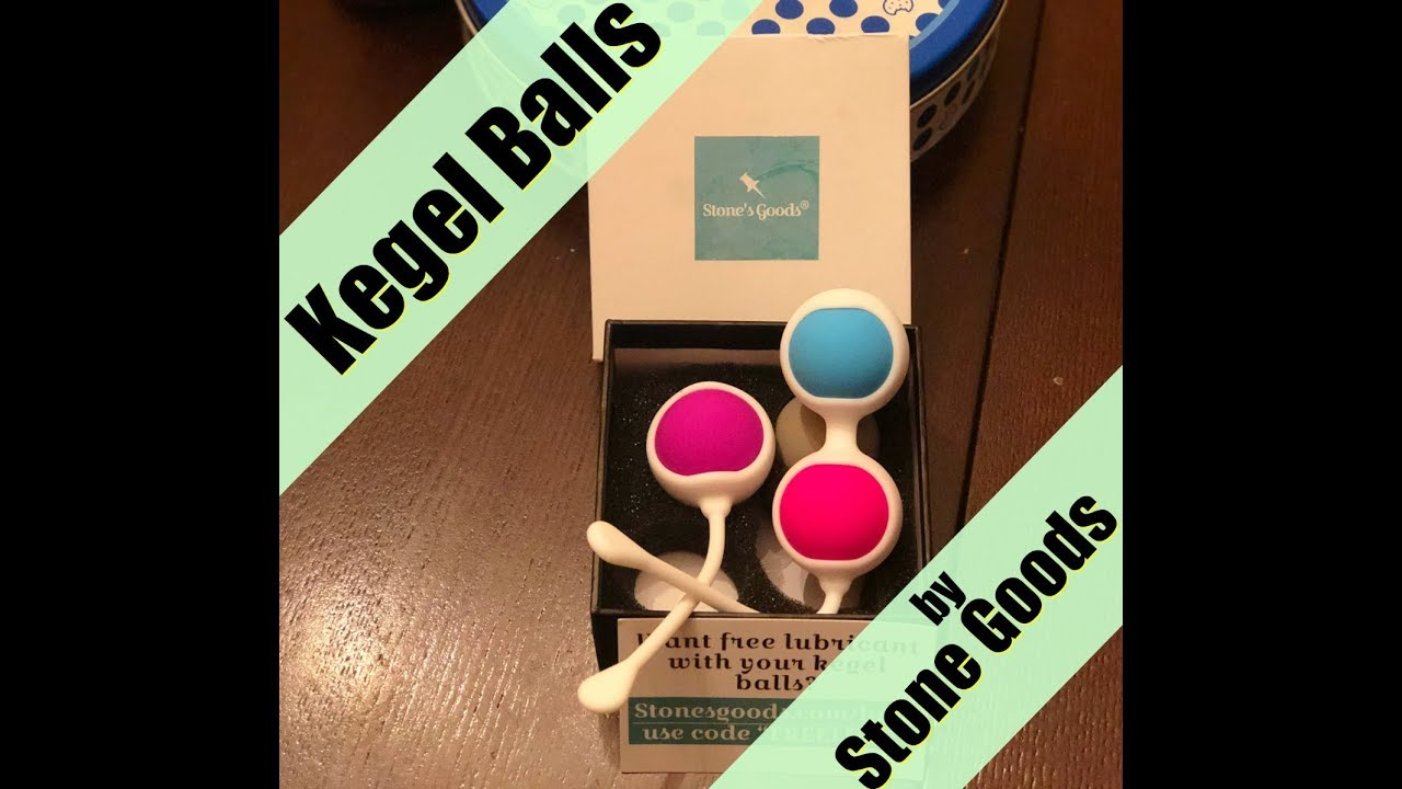 Practice Kegel Exercises with Kegel Balls for Beginners from Stone's Goods|| Vicariously Me