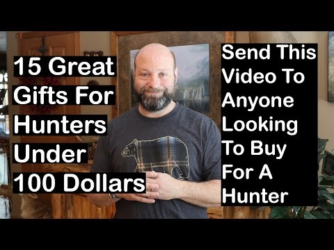 15 Great Gifts For Hunters Under 100 Bucks