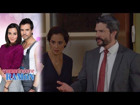Julio descubre que Osvaldo es un delincuente | Enamorándome de Ramón - Televisa