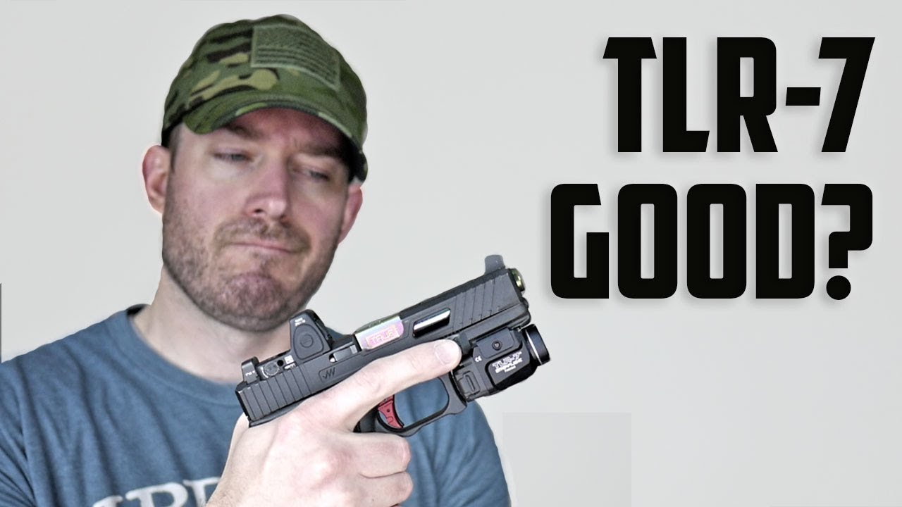 Streamlight TLR-7 Weapon Light: Does It Suck?
