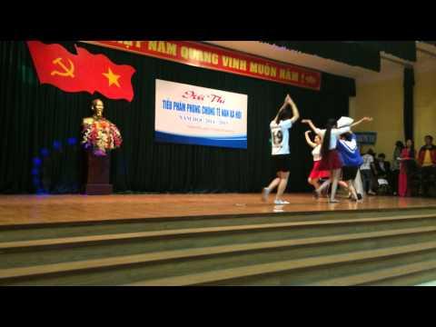 Tiểu phẩm phòng chống tệ nạn xã hội khoa KHTN - Đại học Hồng Đức