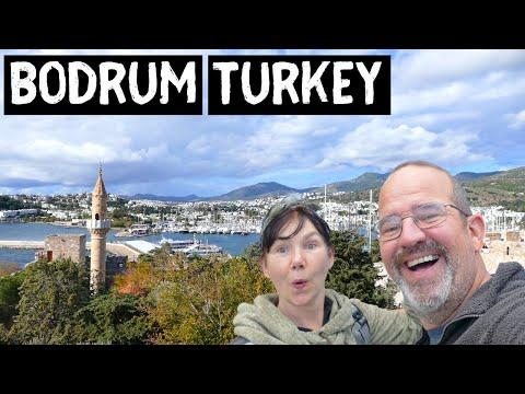 A walking Tour of Bodrum Turkey 2020 | Turkey Travel series