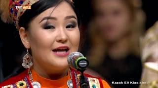 Kazak Halk Şarkısı Dolana ( Alıç ) - Elvira Yesnazarova - Kazak Eli Klasikleri - TRT Avaz