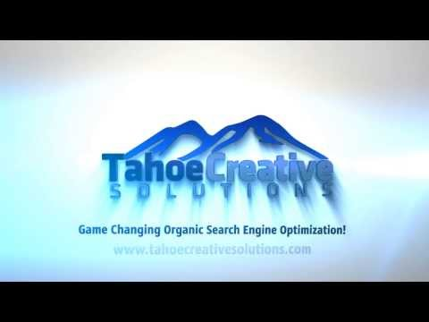 Lake Tahoe SEO by Tahoe Creative Solutions