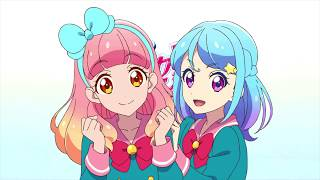 Watch Aikatsu Friends! Anime Trailer/PV Online