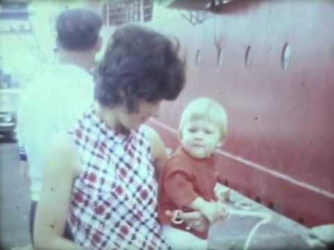 Nella Dan, Afsejling fra Melbourne marts 1971