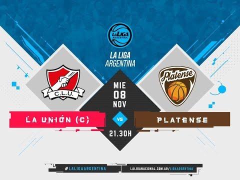 #LaLigaArgentina   08.11 La Unión de Colón vs. Platense