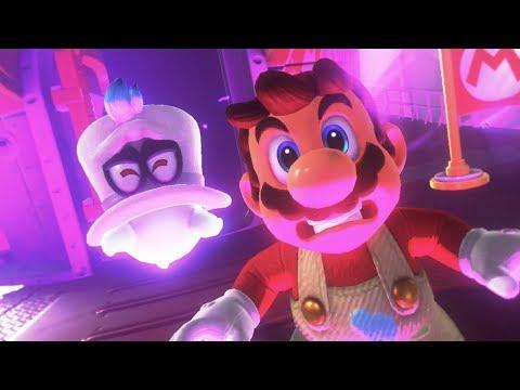 Super Mario Odyssey - Surprise Attack! - Part 18
