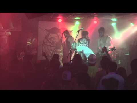 The Battery Electric as The Misfits - Halloween 2014