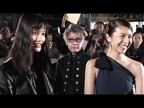画像: 第28回東京国際映画祭レッドカーペットダイジェスト(2015.10.22) youtu.be