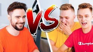 SUCHAR CHALLENGE 10! | Stuu VS Malczyńscy