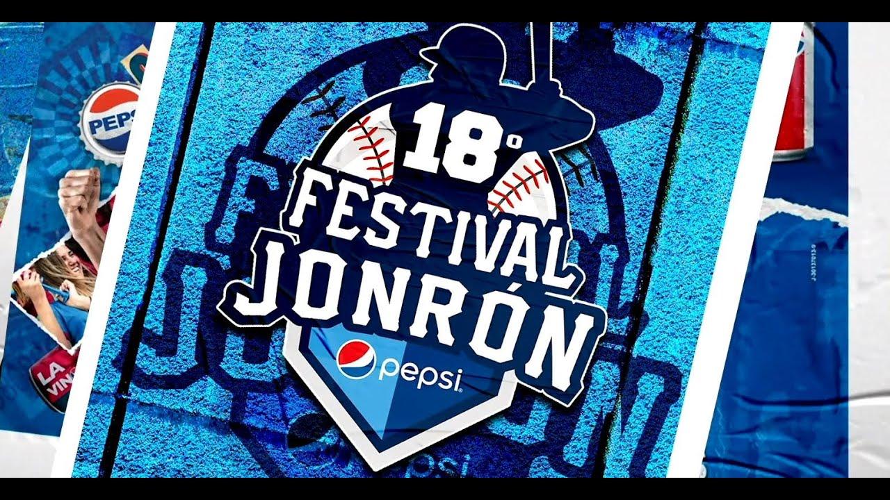 18° edición Festival Jonrón Pepsi 2021 #FestivalJonrónPepsi #JonrónPepsi