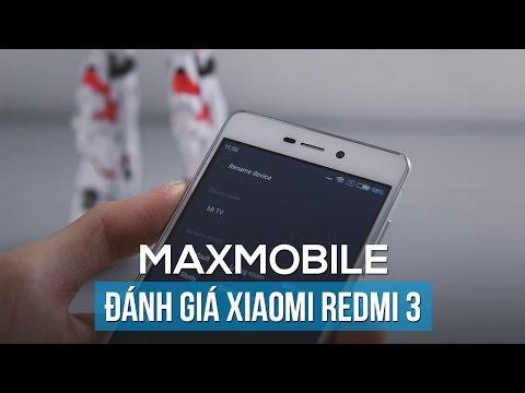 Đánh giá Xiaomi redmi 3: Smartphone khủng giá chất trong tầm tay
