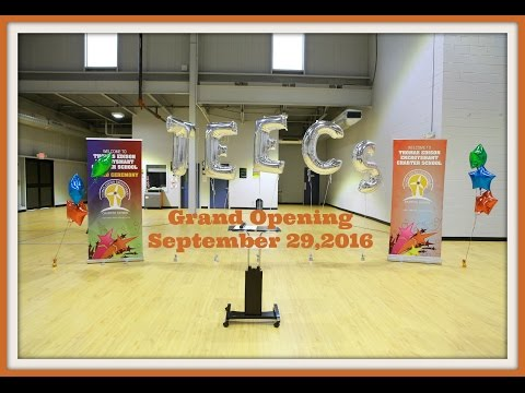Grand Opening for Thomas Edison EnergySmart Charter School