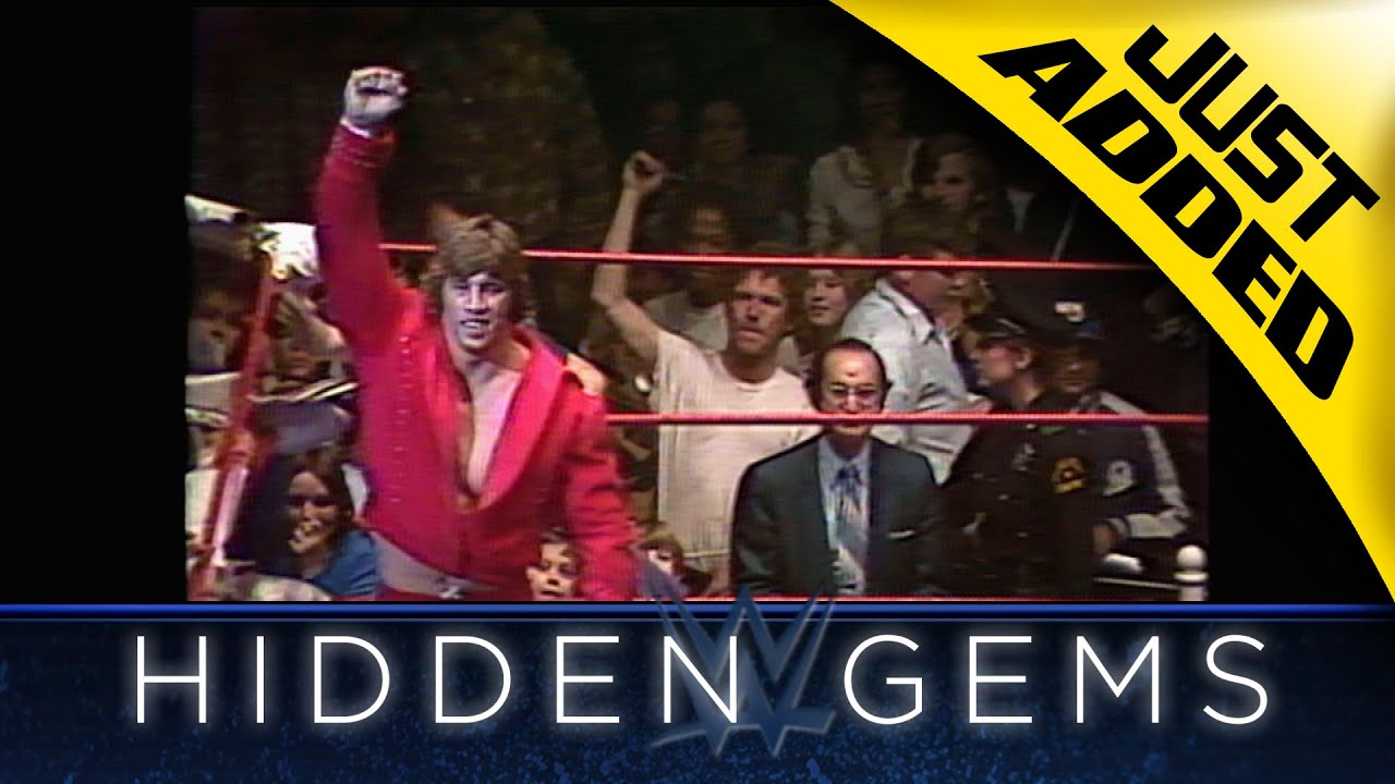 Kevin & David Von Erich battle for the World Tag Team Titles in rare WWE Hidden Gem