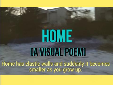 Home [visual poem]
