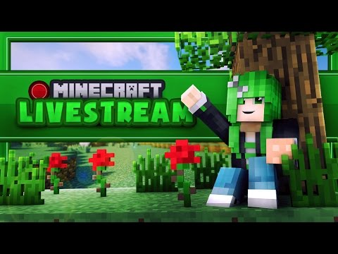 MURDER MYSTERY FRIDAY   Minecraft Livestream   MCPZ   SallyGreenGamer