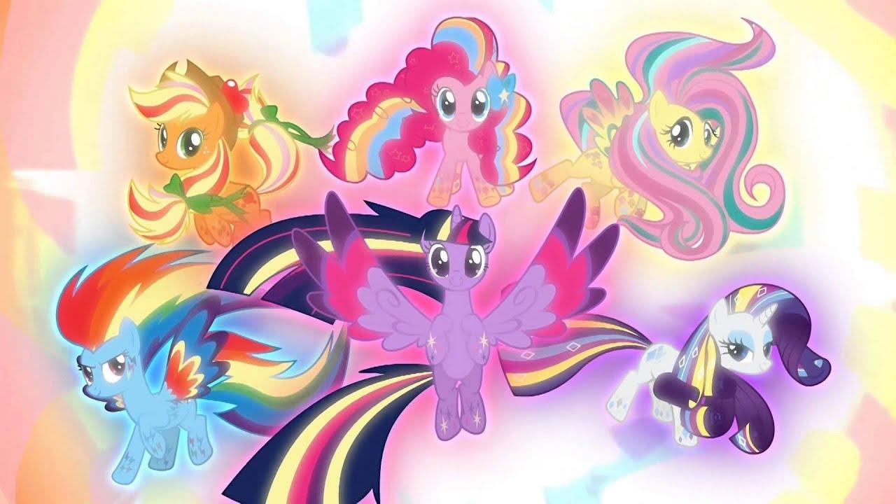 пони дружба это чудо картинки пони
