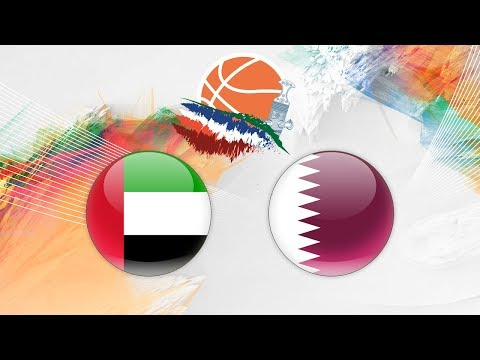 United Arab Emirates (UAE) v Qatar (QAT) - U17 GBA Championship 2018