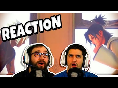 【 KINGDOM HEARTS 3 Trailer Reactions 】First KH Trailers - Part 1