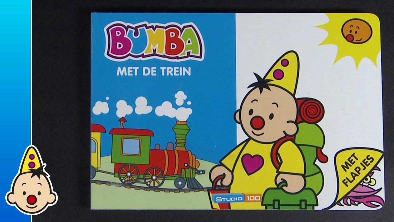 Bumba - Met de trein - Voorgelezen