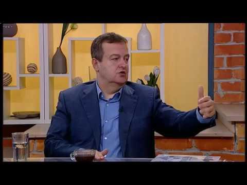 Ivica Dacic o Hrvatskom neprijateljstvu prema Srbima - Dobro jutro Srbijo - (TV Happy 30.04.2018)