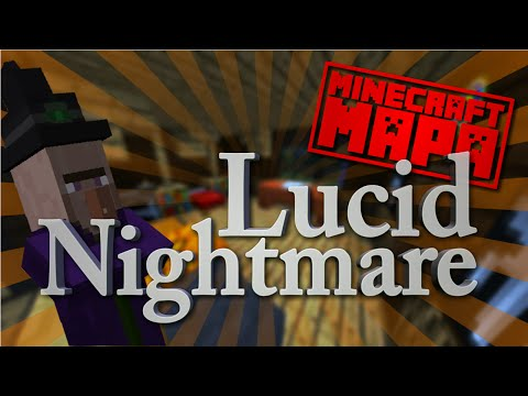 Lucid Nightmare! Hororová minecraft mapa