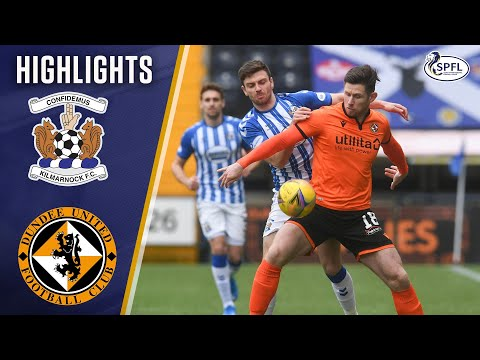 Kilmarnock Dundee Utd Goals And Highlights