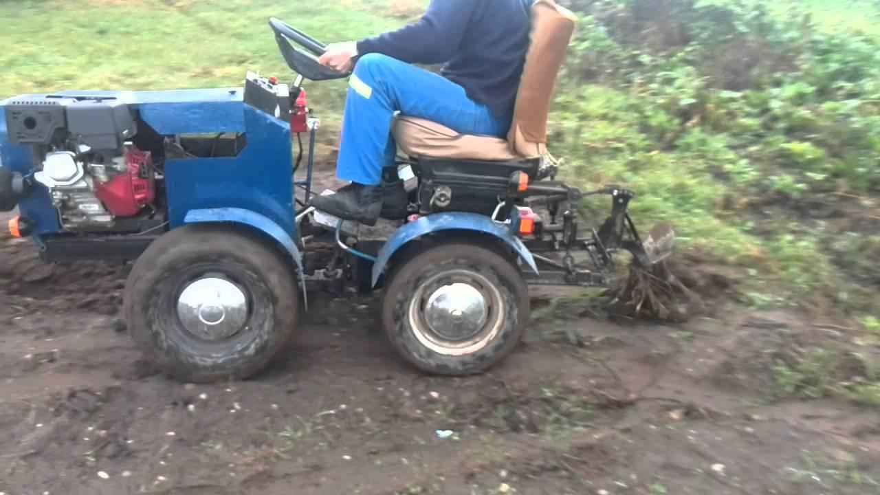 Трактора с ломающееся рамой своими руками фото 598