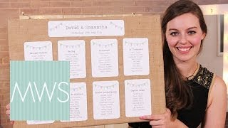 Wedding Seating Plans: Wedding Hauls S01e6/8