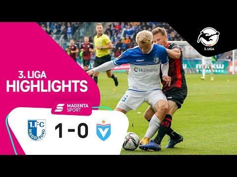 Magdeburg Viktoria Berlin Goals And Highlights