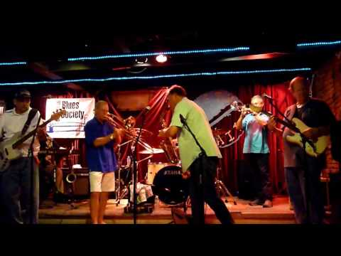 """Mirage & Friends-Walt Bowden Memorial Show-""""In the Midnight Hour""""-The Rusty Nail-5/28/17"""