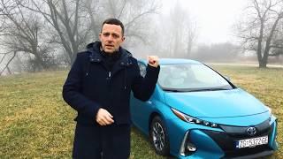 Ovaj ide na sve! Toyota Prius plug-in hybrid - testirao Juraj Šebalj