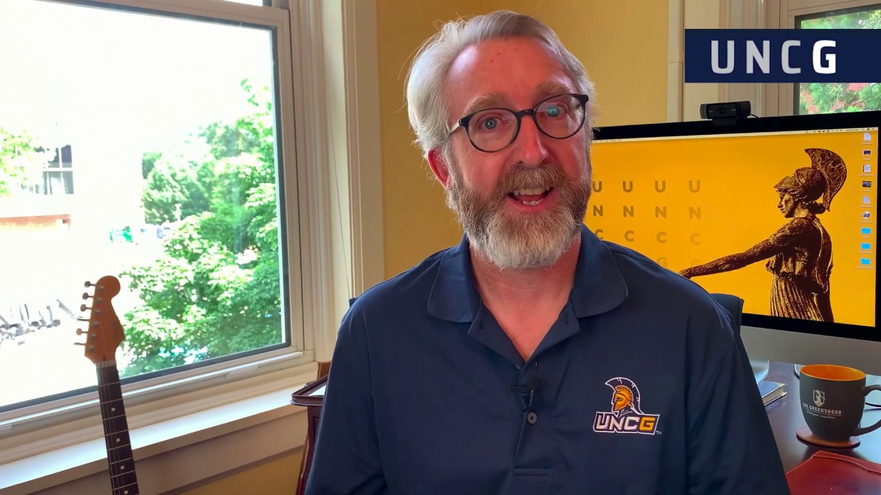 UNCG's Dr. Andrew Hamilton provides update on fall academic plans