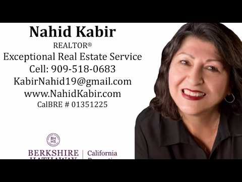 Club Terrace in Claremont! 849 Trinity Lane - Tour by Nahid Kabir at 909-518-0683