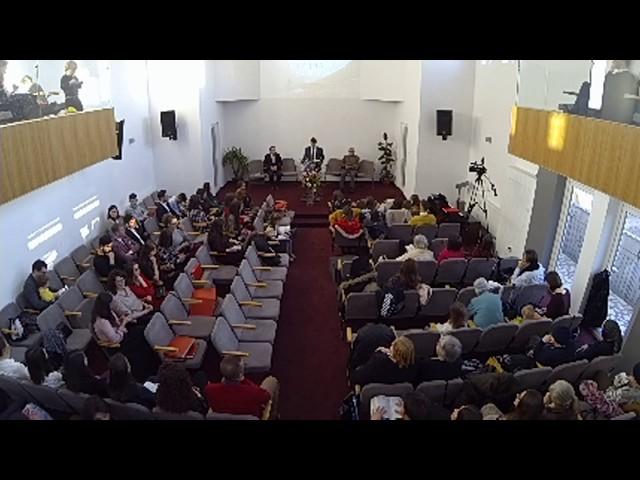 22 februarie 2020 - Guna Paul  [Sabat dupa-amiaza]