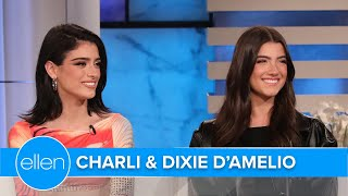 Download Charli and Dixie D'Amelio on Sharing Their Mental Health Journeys on Reality Show