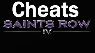 Saints Row 4 Cheat Codes: Free Money, Infinite Sprint & More