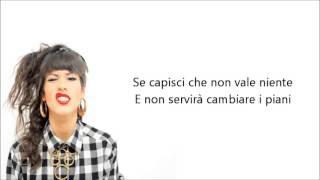 Baby K feat. Tiziano Ferro - Sei Sola (con testo)